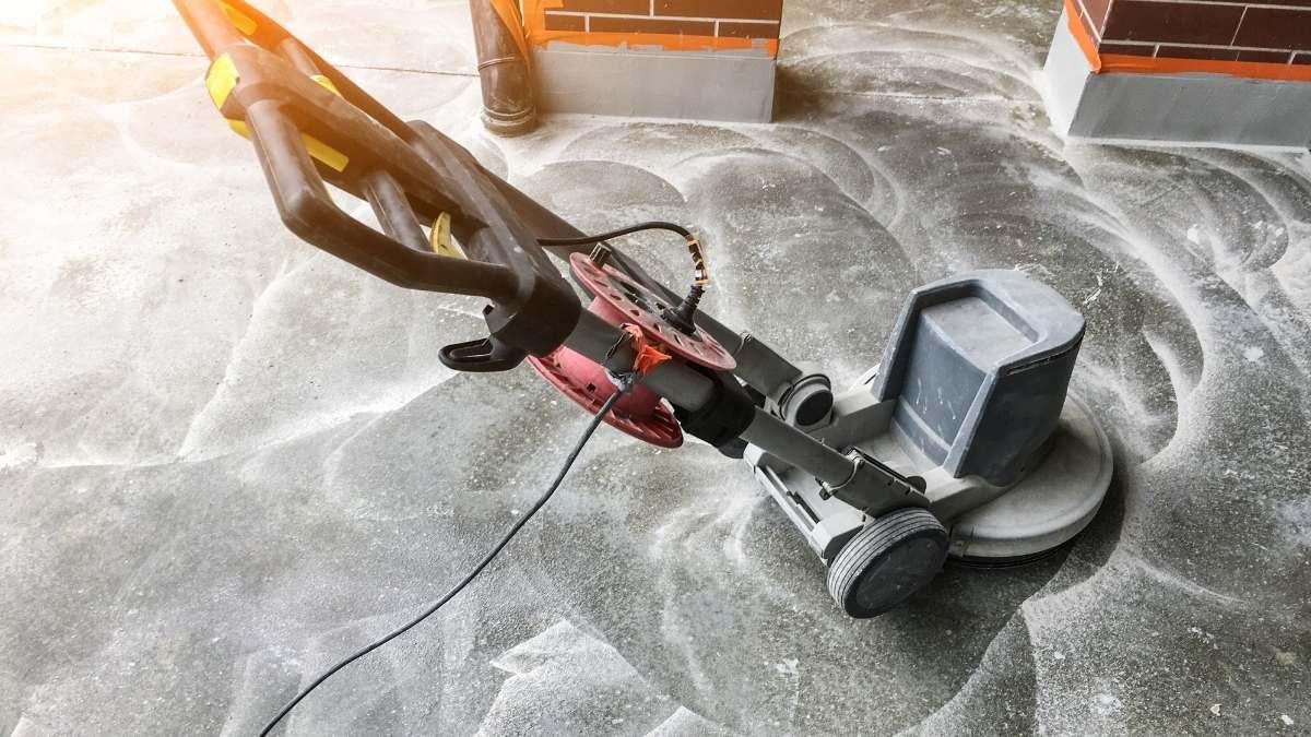 Concrete Repair Equipment
